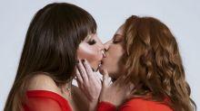 ¡A los besos! Los famosos celebraron así el Día Internacional del Orgullo LGBT