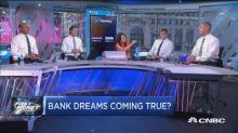 Are we finally leaving bank purgatory and entering bank h...