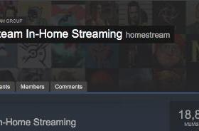 Steam In-Home Streaming locks down the host computer