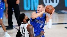 Mavs' Porzingis sitting again vs. Clippers with knee injury