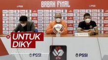 VIDEO: Kemenangan Persija Jakarta atas Persib Bandung di Leg 1 Final Piala Menpora 2021 untuk Ketua The Jakmania
