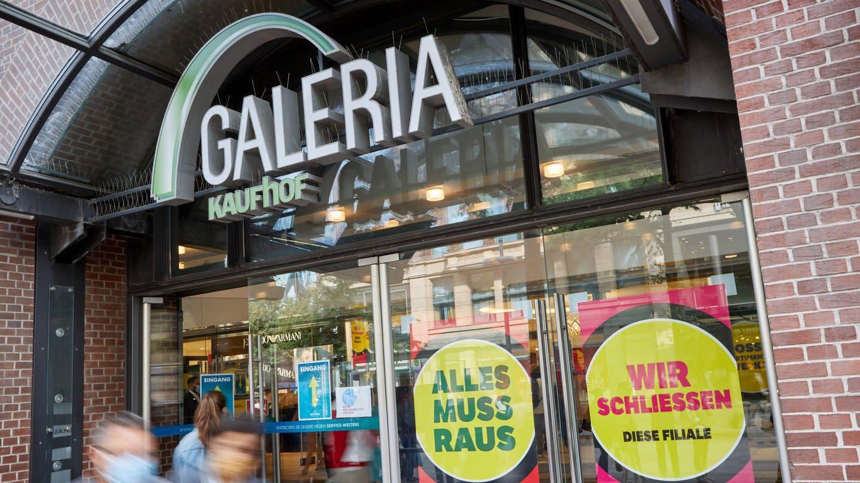 Kaufhof Köln Coronavirus