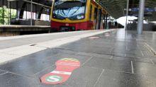 Bauarbeiten: Ringbahn zwischen Gesundbrunnen und Beusselstraße gesperrt