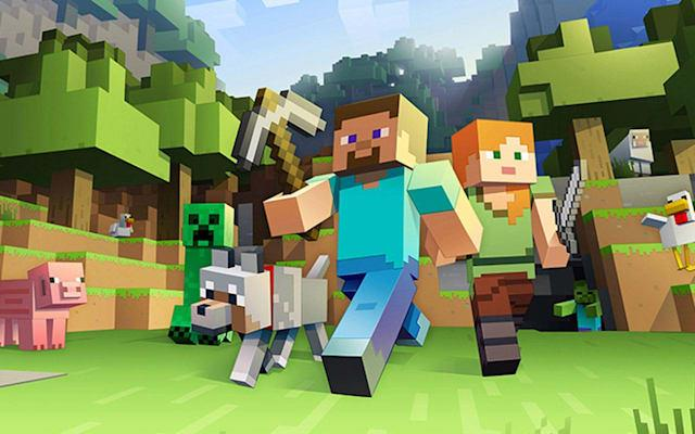 Microsoft and Mojang Studios have sold 200 million copies of 'Minecraft'