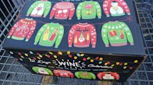 Sam's Club's new holiday wine advent calendar costs less than $40