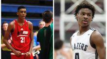 Emoni Bates, Bronny James among elite prep basketball players going to Texas showcase