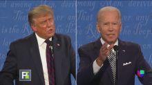 """""""Es difícil hablar con este payaso"""": Los ataques personales durante el debate presidencial"""