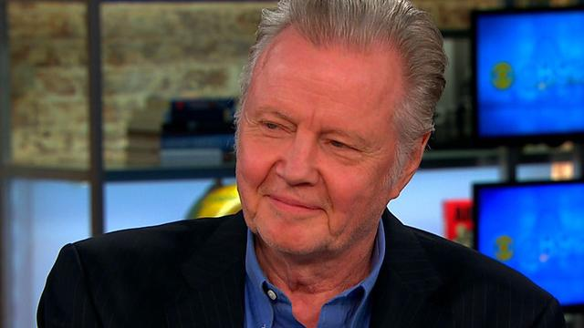 Jon Voight on Ray Donovan and playing grandpa to Brangelina's brood