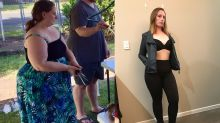 One woman's journey to lose 154 pounds: 'I feel like an entirely new person'
