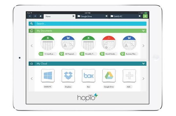 Engadget Giveaway: win an iPad Air courtesy of hopTo!