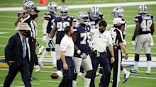 One game into the season, injuries are already digging the Dallas Cowboys into a concerning hole