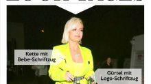Look des Tages: Bebe Rexha leuchtet im Dunkeln