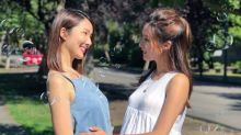 Linda Chung excited about Leanne Li's pregnancy