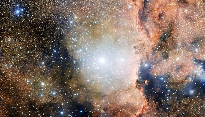 Here's an unprecedented peek into an interstellar nursery