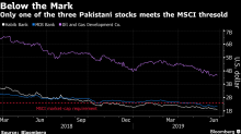 MSCI Disappoints Pakistan Traders Hoping for a Downgrade