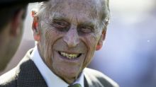 Prince Philip being looked after 'very well' in hospital, says Prince Charles