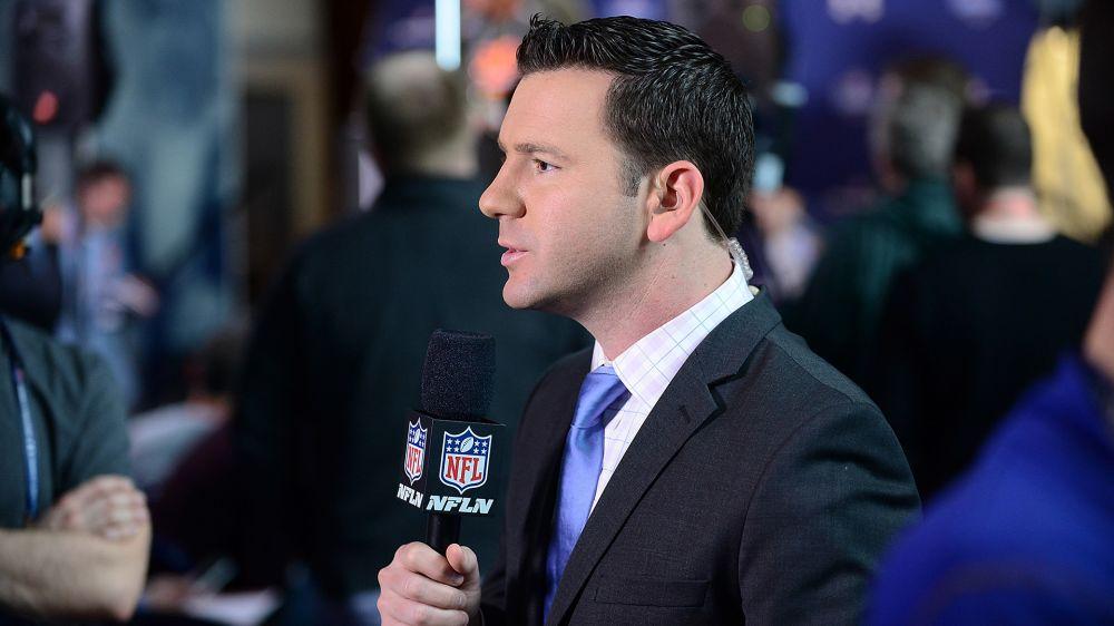 NFL Network's Ian Rapoport says Aaron Hernandez once jokingly threatened to kill him