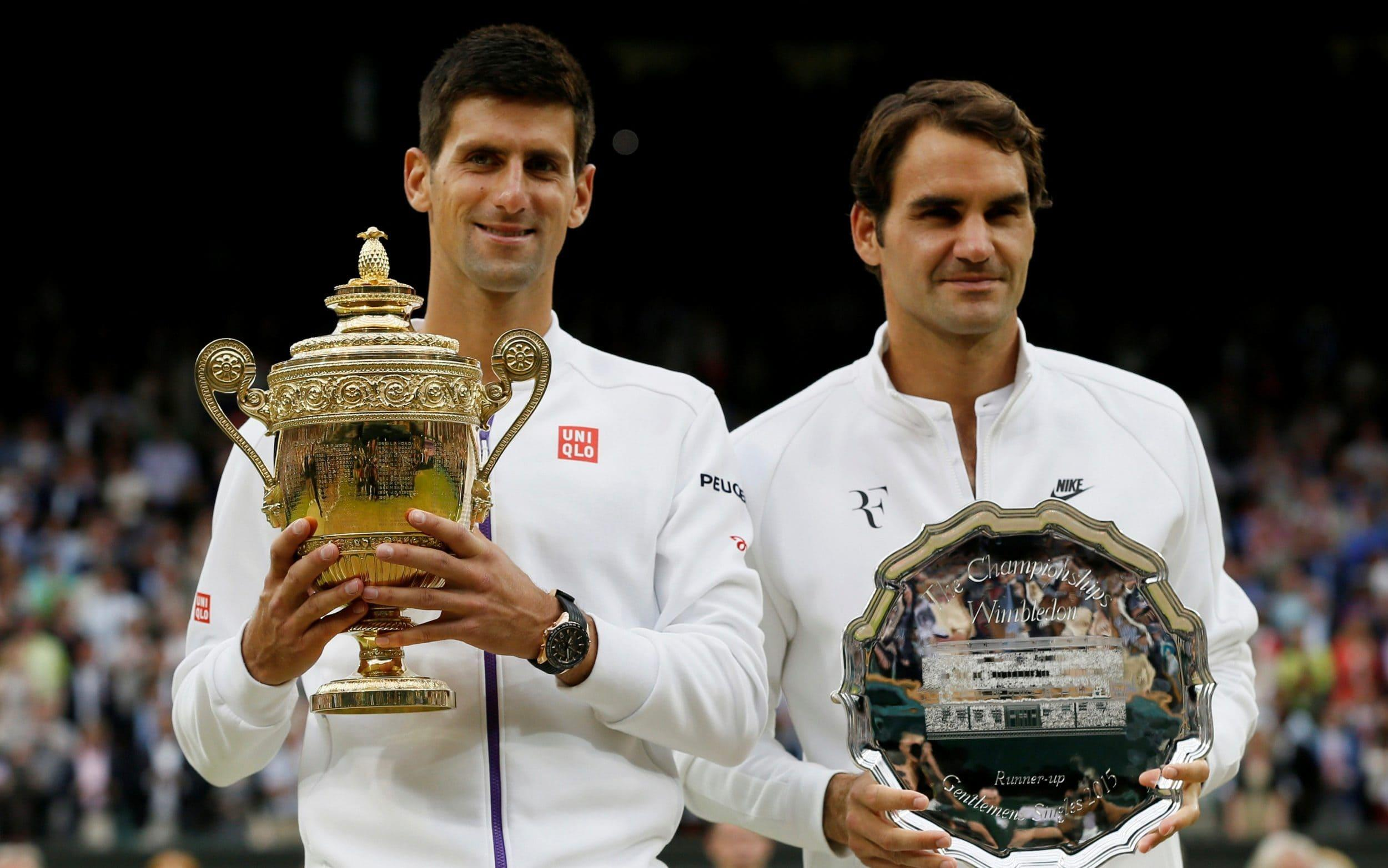 Roger Federer yet to find a way to beating Enigma machine that is Novak Djokovic