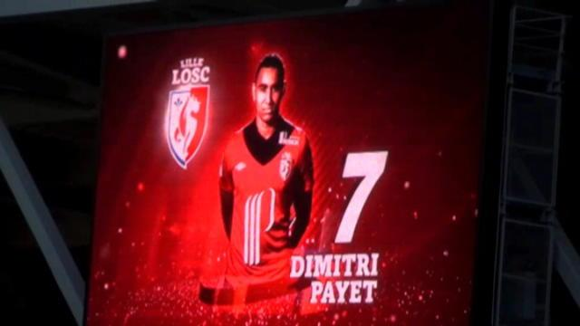 Transferts - Accord OM-LOSC pour Payet