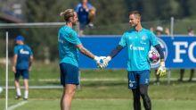 Große Personalsorgen: Rettet Schalke nun der dritte Torwart?
