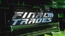 Final Trades: Twitter, Hess, B&G Foods, Constellium & Alibaba