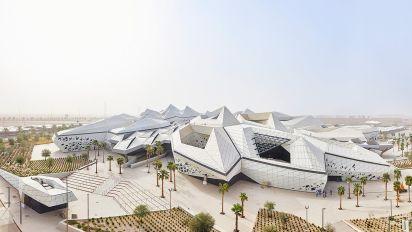 Sorpréndete con KAPSARC, el edificio más inteligente de Arabia Saudita