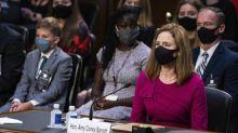 Cour suprême des États-Unis : la juge conservatrice Amy Coney Barrett sur le grill des sénateurs