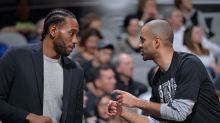 Kawhi Leonard now plans to return 'soon' and 'for sure' wants to stay in San Antonio