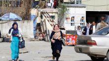 Tres insurgentes atacan el Ministerio de Información en Kabul