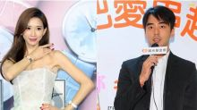 Lin Chi-ling's brother happy for her marriage