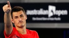 Tennis: Tomic boasts of 'amazing' achievements without trying