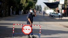 Gaza in lockdown to try to contain its first COVID-19 outbreak