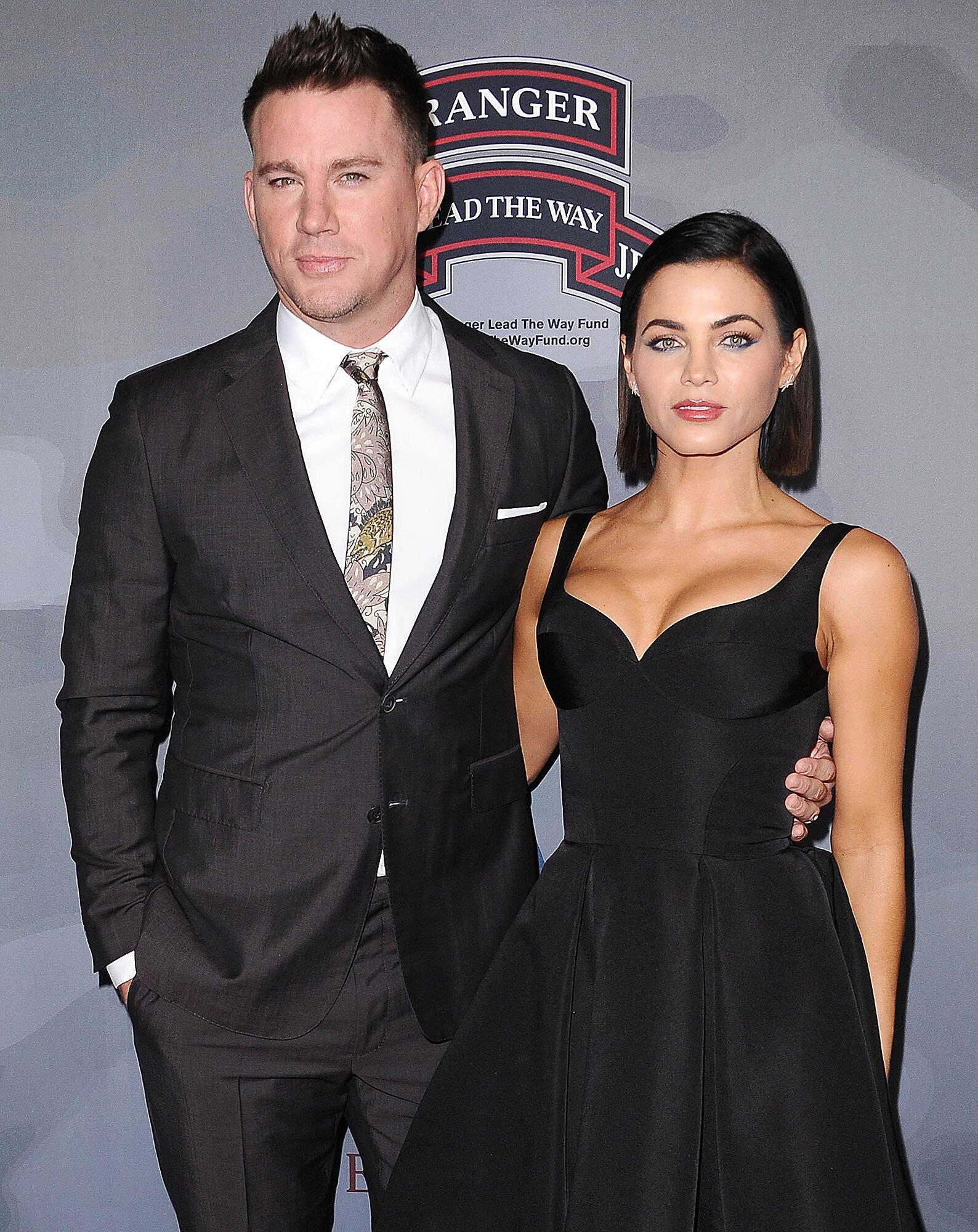 Jenna Dewan Says Ex Channing Tatum 'Wasn't Available' for Weeks After Daughter Everly's Birth
