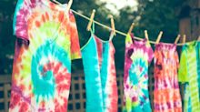 Tie-dying has become the latest self-isolation Instagram trend, this kit has everything you need