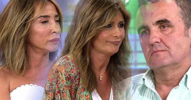 """María Patiño y Gema López desenmascaran a Antonio Montero en 'Sálvame': """"No soporto a la gente cínica"""""""