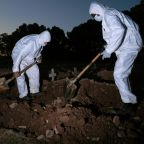 Brazil virus death toll hits 28,834, surpassing hard-hit France