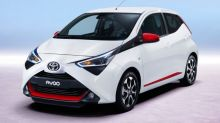 Toyota unveils facelifted Aygo