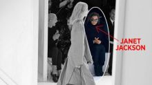 Janet Jackson Sat Front Row at Hermes & No One Even Noticed