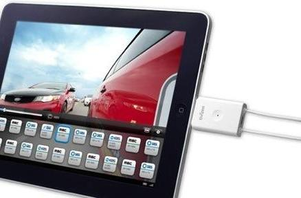 The Tivizen, over-the-air TV antenna, coming to iPad
