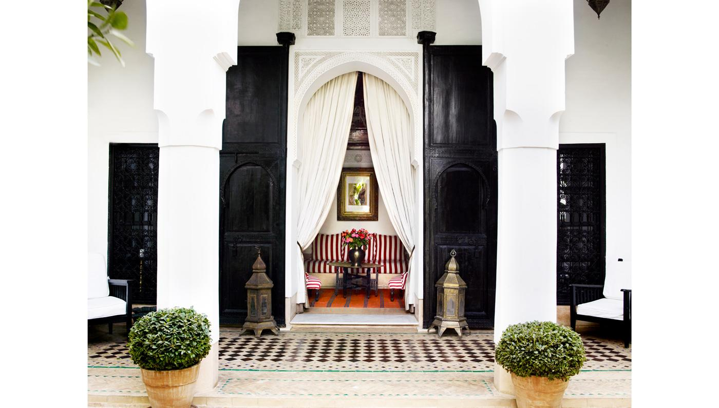 Inside marrakech s new high design hotel for Designhotel nrw