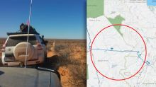 Man missing while on 4WD adventure in remote outback