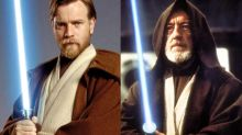 Ewan McGregor says Obi-Wan Kenobi Disney+ show will take him 'closer and closer' to Alec Guinness