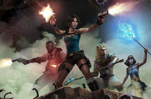 Crystal Dynamics sheds light on Lara Croft and the Temple of Osiris