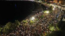 """Concert de The Avener samedi soir à Nice : """"Nous avons respecté la limite des 5 000 personnes"""", assure la mairie"""