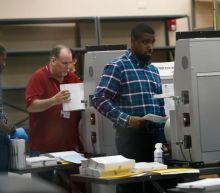 Florida election recount: Palm Beach County forced to restart vote count after ballot machines overheat