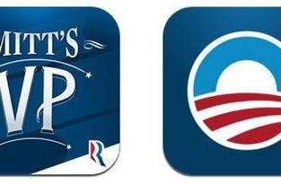 Both US presidential candidates pushing iPhone apps