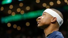 Isaiah Thomas ready to prove himself after 'blowing by' NBA stars in pickup games