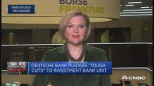 Deutsche Bank CEO scrapes win in shareholder confidence vote
