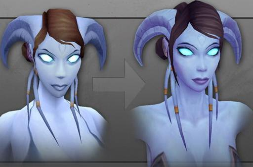 Warlords of Draenor: Artcraft provides first look at new female draenei