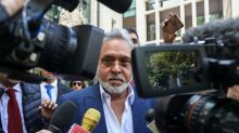 Diageo Sues Indian Tycoon Vijay Mallya Over $40 Million Payout